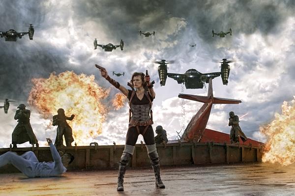 Imagen, foto de Resident Evil: Venganza (Resident Evil: Retribution)