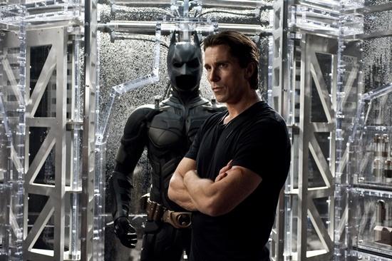 Imagen de El caballero oscuro: La leyenda renace (The Dark Knight Rises)