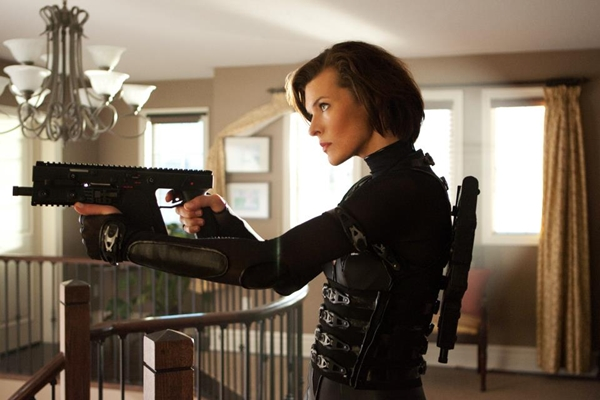 Imagen de Resident Evil: Venganza (Resident Evil: Retribution)