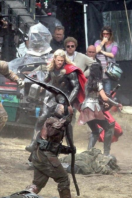 >Primeras imagenes de Thor 2