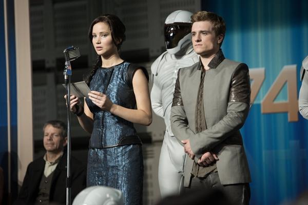 Imagen de Los juegos del hambre: En llamas (The Hunger Games: Catching Fire)