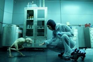 Im�genes de Splice: Experimento mortal (Splice)