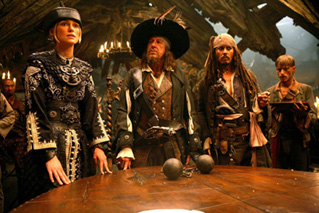 Im�genes de Piratas del Caribe: en el fin del mundo (Pirates of the Caribbean: At World's End)