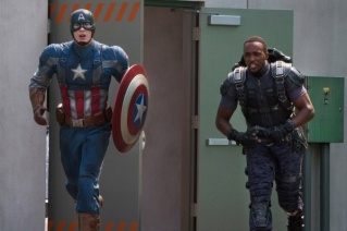 Im�genes de Capit�n Am�rica: El soldado de invierno (Captain America: The Winter Soldier)