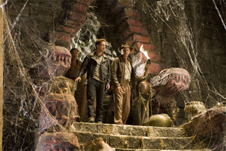 Im�genes de Indiana Jones y el Reino de la Calavera de Cristal (Indiana Jones and the Kingdom of the Crystal Skull)