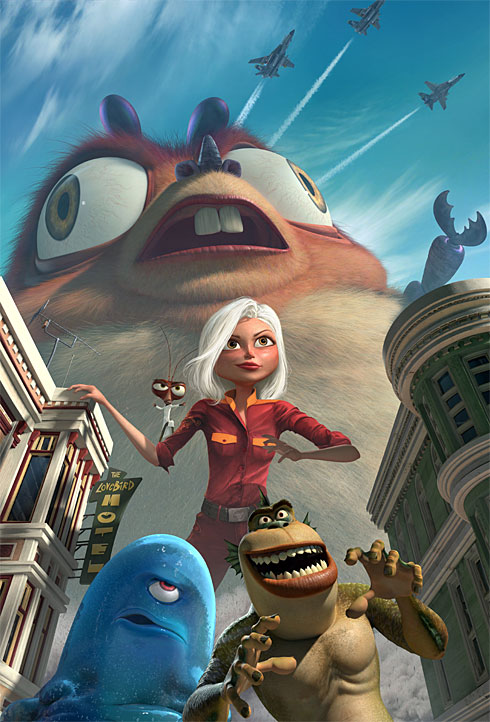 Monsters Vs. Aliens [15 de Mayo 2009] 3360