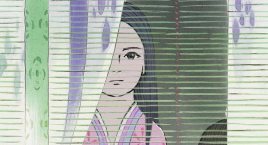 Imagen de El cuento de la princesa Kaguya (Kaguyahime no monogatari)