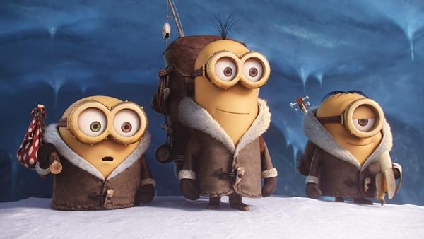 Imagen de Los Minions (Minions)
