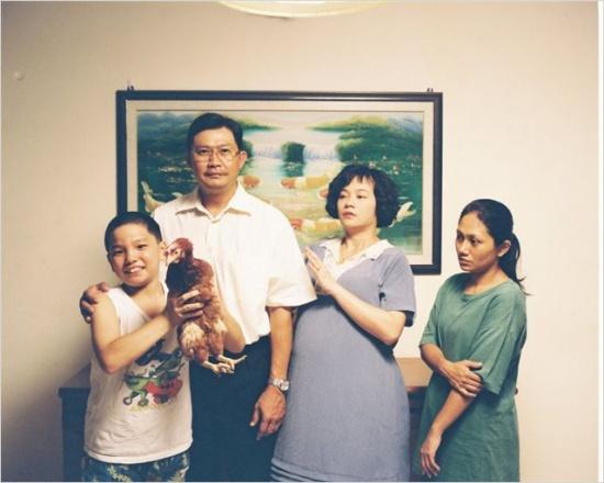 Imagen de Retratos de familia (Ilo Ilo)