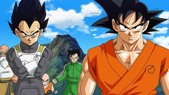 Imagen de Dragon Ball Z: La resurrección de F (Dragon Ball Z: Fukkatsu no F)