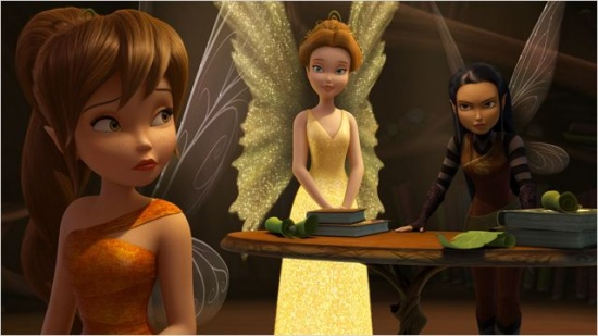 Imagen de Campanilla y la leyenda de la bestia (Tinker Bell and the Legend of the NeverBeast )