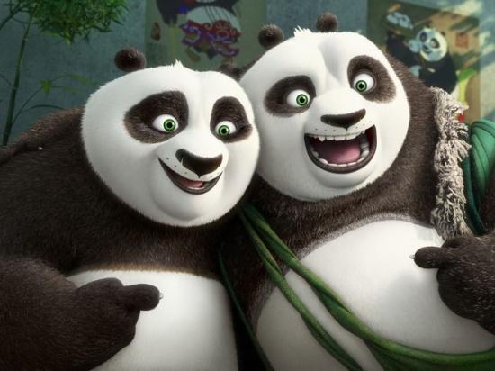 Imagen de Kung Fu Panda 3 (Kung Fu Panda 3)