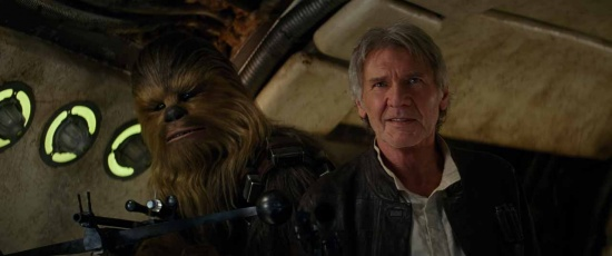 Imagen de Star Wars: El despertar de la fuerza (Star Wars: The Force Awakens)