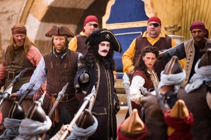 Imagen de Capitán Diente de Sable y el tesoro de Lama Rama (Kaptein Sabeltann og skatten i Lama Rama)