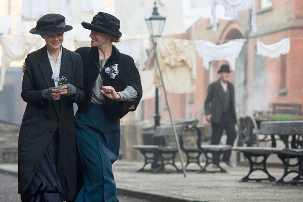 Imagen de Sufragistas (Suffragette)