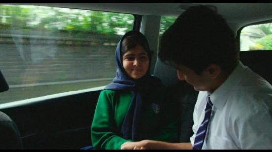 Imagen de Él me llamó Malala (He Named Me Malala)