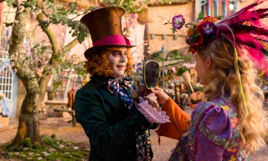 Imagen de Alicia a través del espejo (Alice Through the Looking Glass)