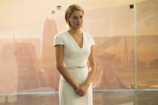 Imagen de La serie Divergente: Leal (The Divergent Series: Allegiant)
