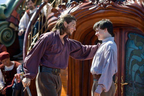 Las Crónicas de Narnia: La Travesía del Viajero del Alba 7345