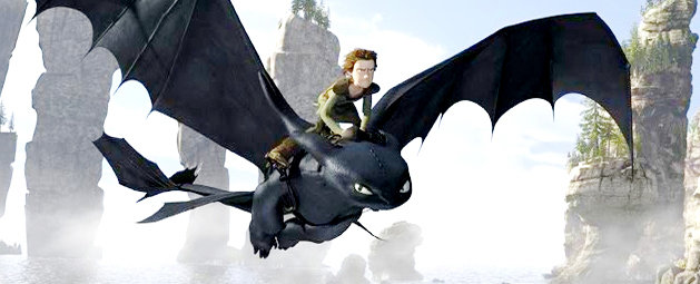 Imagen, foto de Cómo entrenar a tu dragón (How to Train your Dragon)
