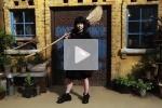 Tr�ilers y v�deos de Nicky, la aprendiz de bruja (Majo no Takkyūbin (Kiki�s Delivery Service))