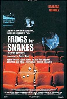 Imagen de Frogs for Snakes (Actores asesinos)