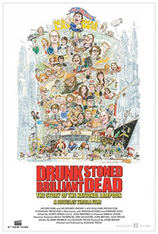 Imagen de Drunk Stoned Brilliant Dead: The Story of the National Lampoon