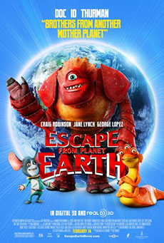 Imagen de Escape From Planet Earth