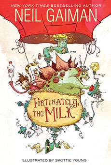 Imagen de Fortunately, the Milk