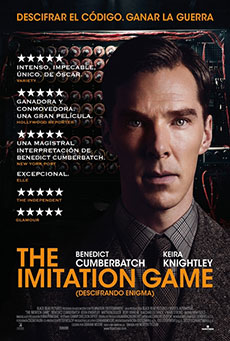 Imagen de The Imitation Game (Descifrando Enigma)