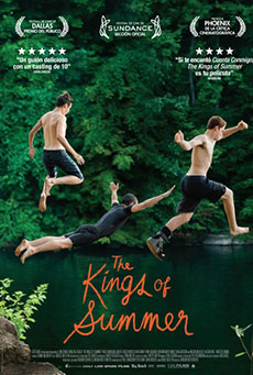 Imagen de The Kings of Summer