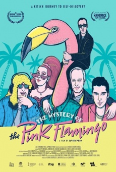 Imagen de The Mystery of the Pink Flamingo