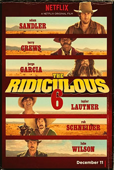 Imagen de The Ridiculous 6