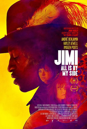 Imagen de Jimi: All is by my Side