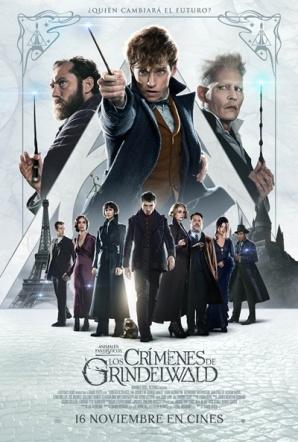 Imagen de Animales Fantásticos: Los crímenes de Grindelwald