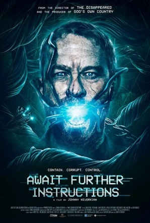 Imagen de Await Further Instructions