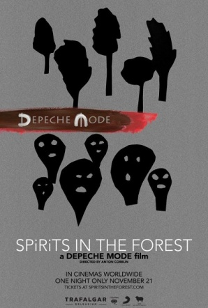 Imagen de Depeche Mode: Spirits in the forest