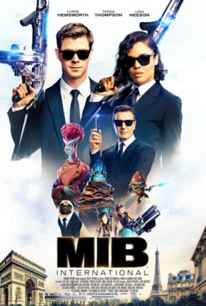 Imagen de Men in Black: International