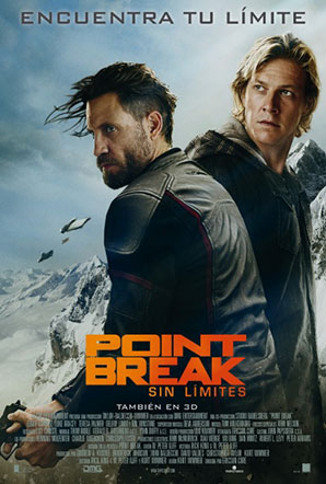Imagen de Point Break (Sin límites)
