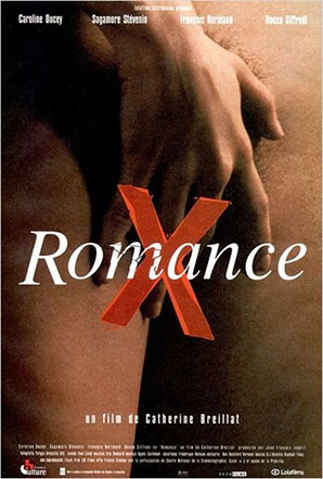Romance 1999 de catherine breillat caroline ducey franccedilois berleacuteand sagamore stampe - 3 4