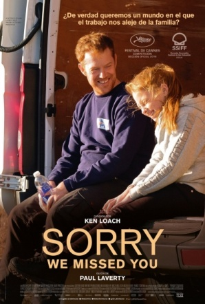 Imagen de Sorry We Missed You