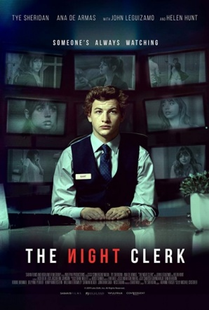 Imagen de The Night Clerk