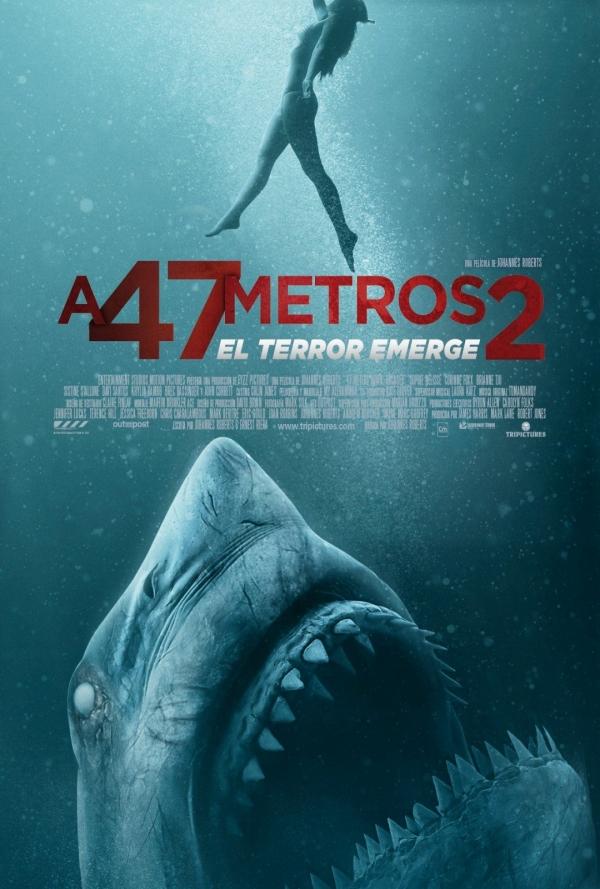 Infierno Bajo El Agua Tráiler Final De A 47 Metros 2 El Séptimo Arte