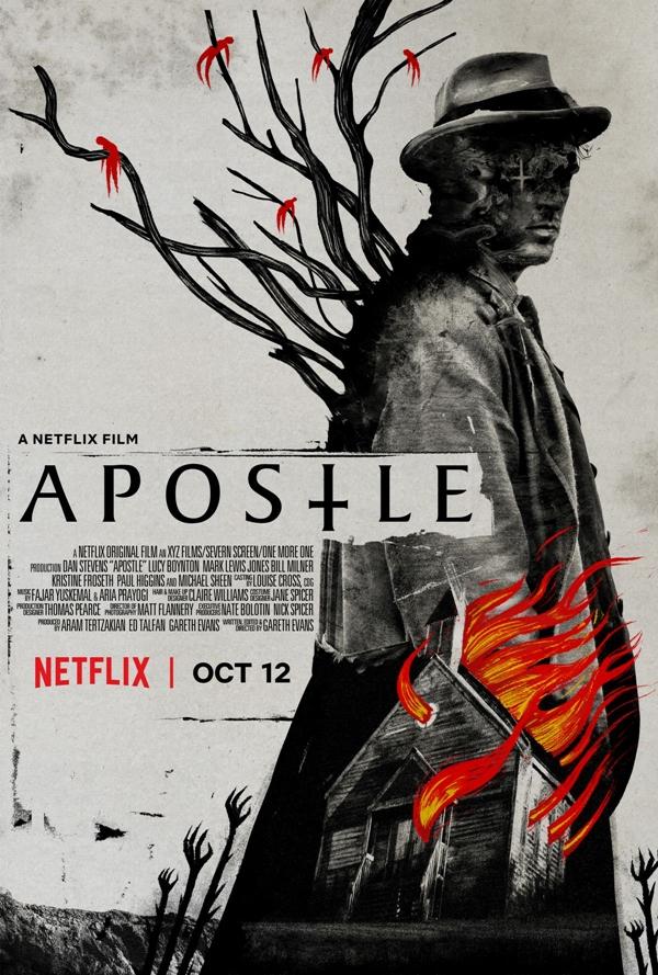 Post -- El Apostol -- 12 de Octubre -- Lo nuevo de Gareth Evans para Netflix Apostle_73023