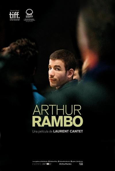 Carteles con Ñ: 'Visitante', 'La abuela', 'Arthur Rambo' o 'La pasajera' -  El Séptimo Arte