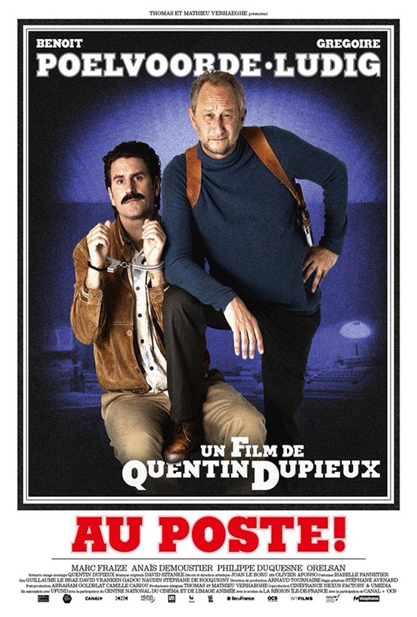 Primer tr iler y cartel de 39 au poste 39 lo nuevo de for Dujardin dupieux