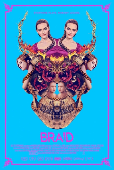 Póster de Braid