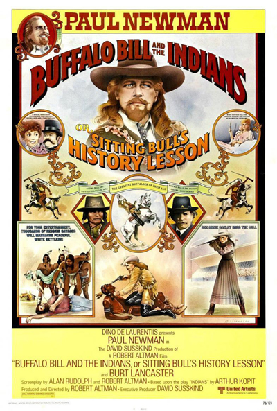 Póster de Buffalo Bill