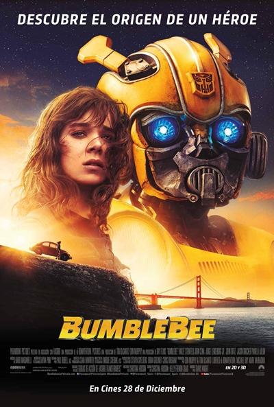 Bumblebee (2018) [HDTV-SCREENER XviD][Castellano MiC xTreme + Forzados][Accion]
