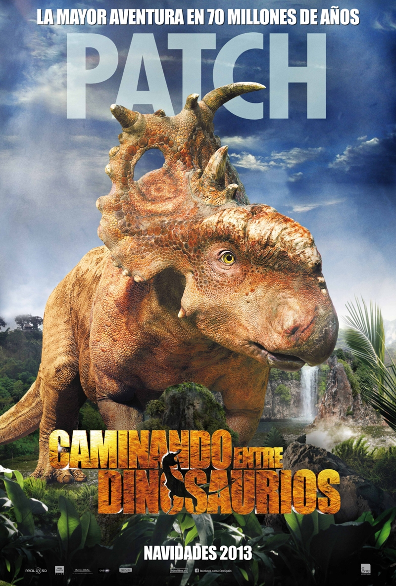 Su Mundo Nunca Ha Estado Tan Cerca Trailer Espanol De Caminando Entre Dinosaurios La Pelicula 3d El Septimo Arte